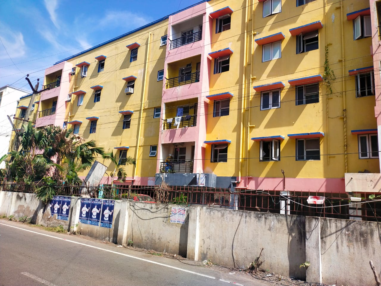 1 BHK house for lease at Sholinganallur just for Rs.4 lakhs