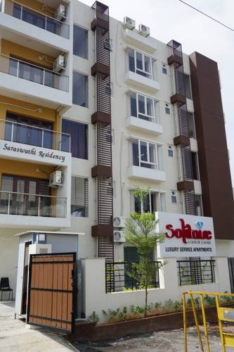 Serviced apartment rooms at OMR Chennai
