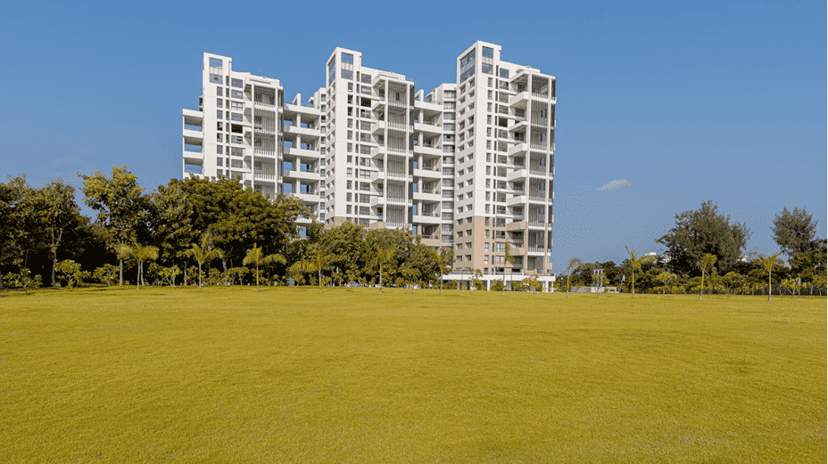Reflection Apartments for Rent at ECR with Sea View