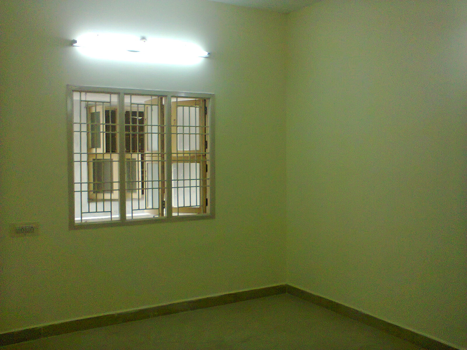 North facing 2BHK Apartment, 1st Floor, thirumali nagar, near zion school with CCP