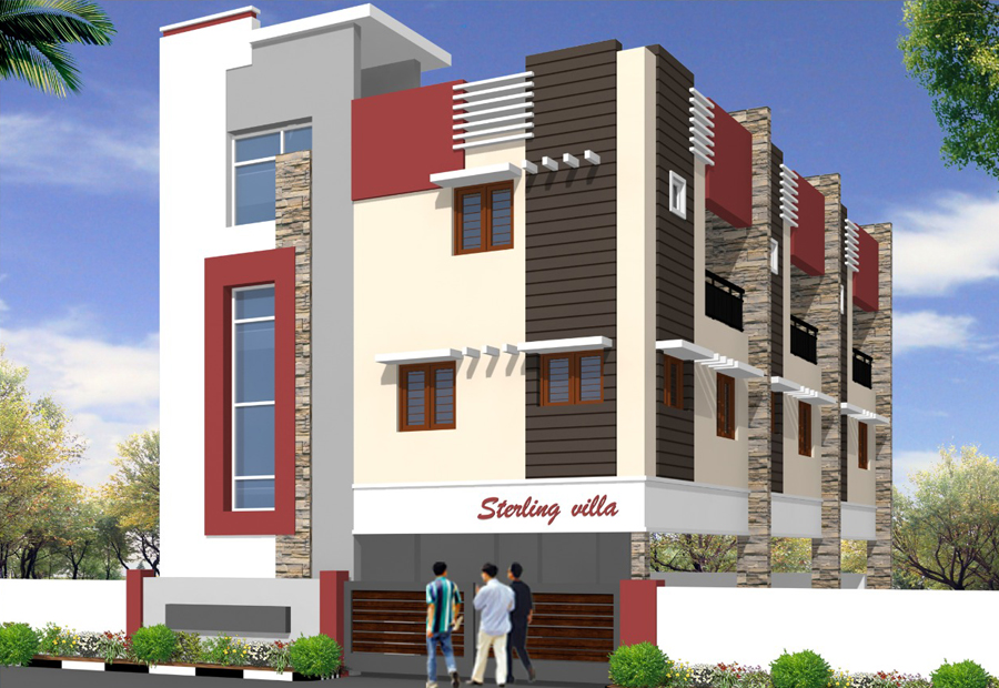 Sri Manishaa Homes Sterlling Villa